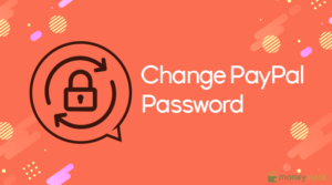 change paypal password